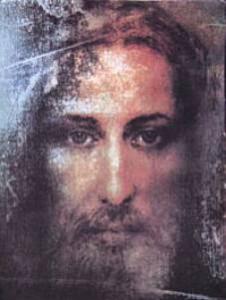 Oblicze Pana Jezusa odtworzone na podstawie
