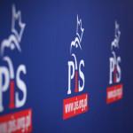 """Logo partii """"Prawo i SprawiedliwoϾ"""""""